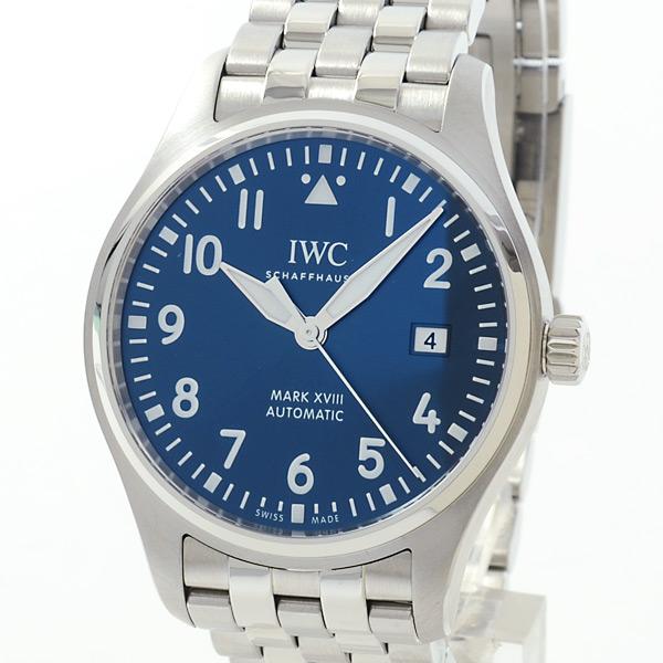 アイダブリュシー IWC マーク18 プティ・プランス IW327014 新品