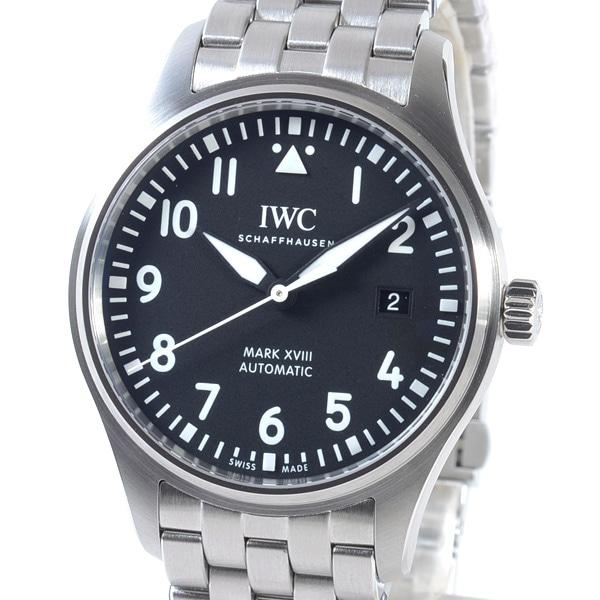 アイダブリュシー IWC パイロットウォッチ マークXVIII IW327015 新品