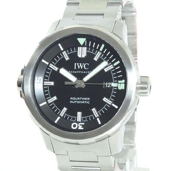 アイダブリュシー IWC アクアタイマー・オートマティック IW329002 新品
