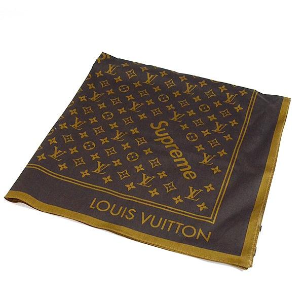 ルイヴィトン LOUISVUITTON スカーフ MP1889 新品