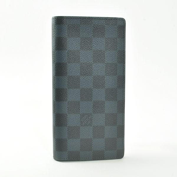ルイヴィトン LOUISVUITTON ポルトフォイユブラザ N63212 新品