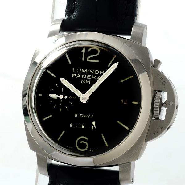 パネライ PANERAI ルミノール1950 8DAYS GMT PAM00233 新品