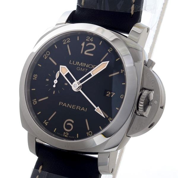 パネライ PANERAI ルミノール 1950 3デイズ GMT 24H アッチャイオ PAM00531 新品