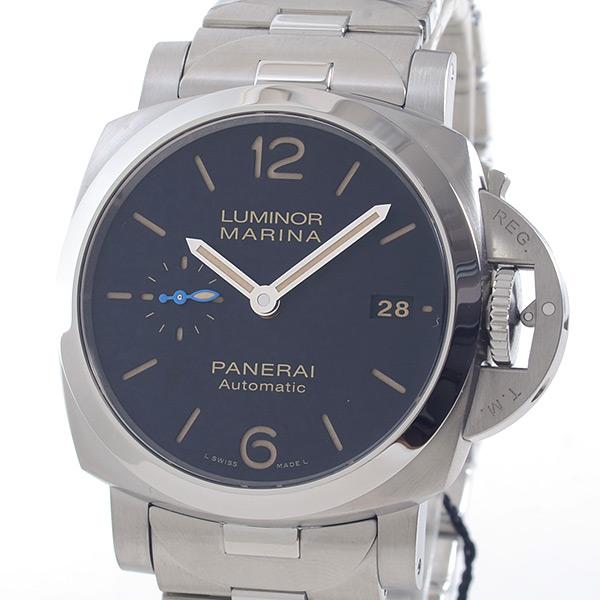 パネライ PANERAI ルミノールマリーナ1950 3デイズ アッチャイオ 42mm PAM00722 新品