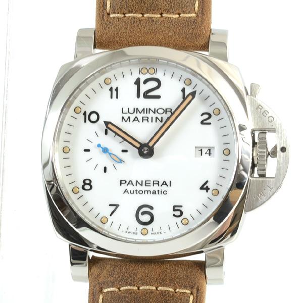 パネライ PANERAI ルミノール マリーナ 1950 3デイズ アッチャイオ PAM01499 新品