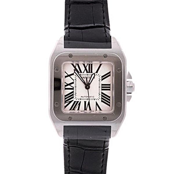 カルティエ Cartier サントス100 MM W20106X8 新品