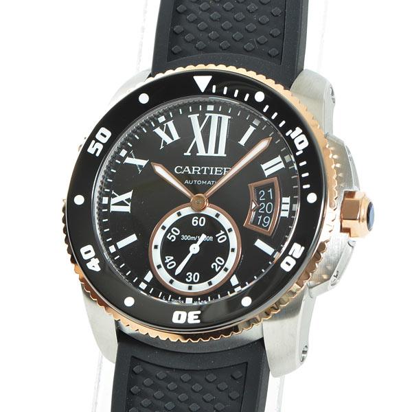 カルティエ Cartier カリブル・ドゥ・カルティエ ダイバー W7100055 新品