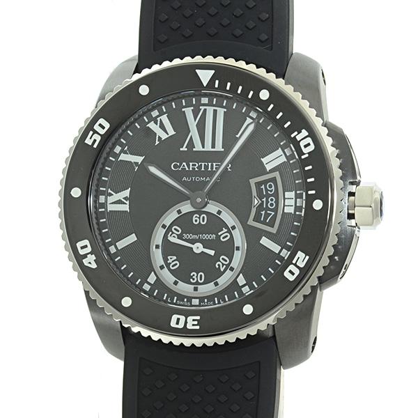 カルティエ Cartier カリブル ドゥ カルティエ ダイバー WSCA0006 新品