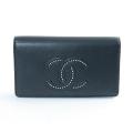 シャネル CHANEL 2つ折り式財布 A80334 未使用品