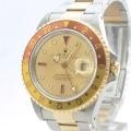 ロレックス ROLEX GMTマスター2 16713RG 中古A品