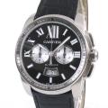 カルティエ Cartier カリブル・ドゥ・カルティエ クロノ W7100060 中古A品