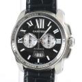 カルティエ Cartier カリブル・ドゥ・カルティエ クロノ W7100060 新品