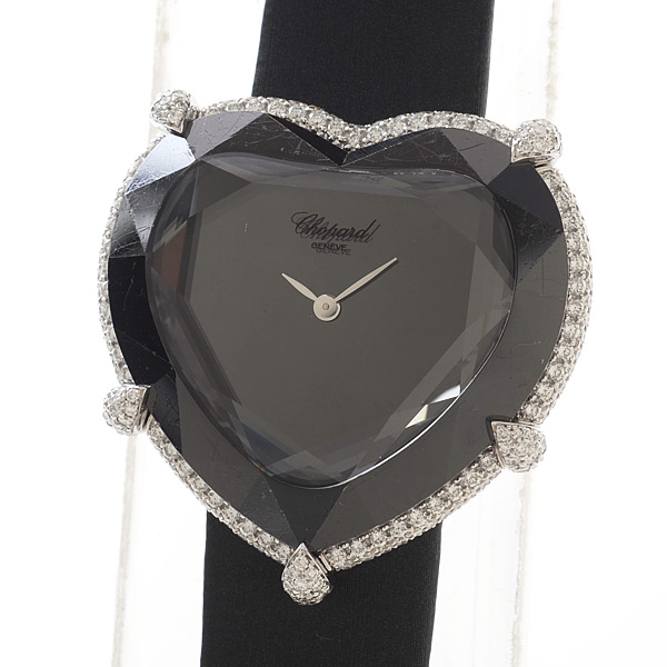 ショパール Chopard The Heart Shaped Golden Diamond 45/7081-460