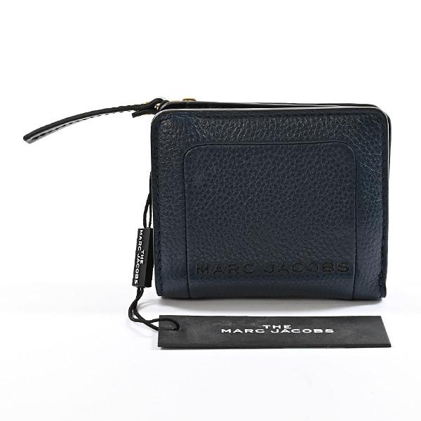 マークジェイコブス MARC JACOBS 2つ折り式財布 M0015107 中古A品