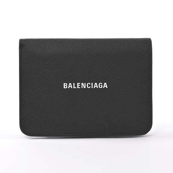 バレンシアガ BALENCIAGA 二つ折り式財布 594205 未使用品