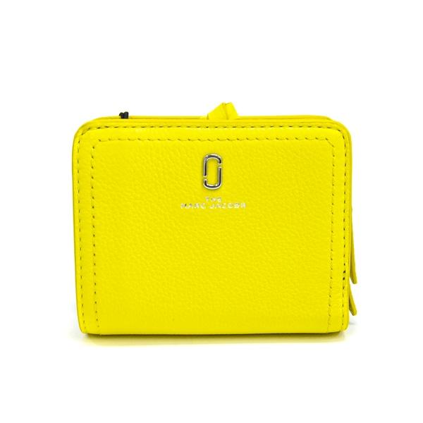 マークジェイコブス MARC JACOBS 2つ折り式財布 M0015122 未使用品