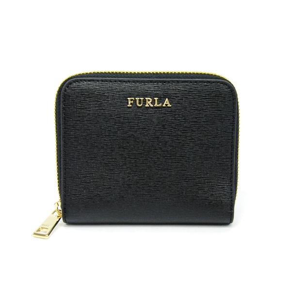フルラ FURLA ミニラウンドジップ PR84 未使用品