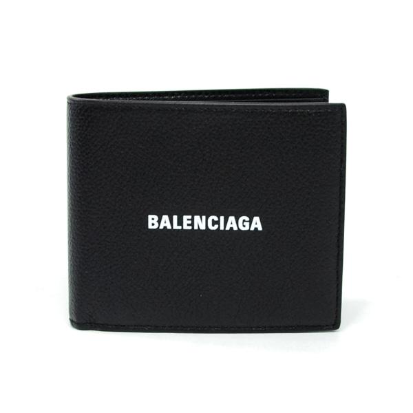 バレンシアガ BALENCIAGA 2つ折り式財布 594315 未使用品