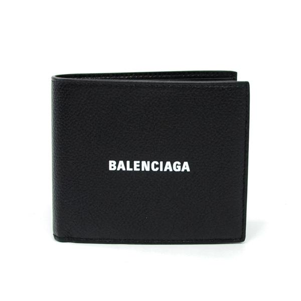 バレンシアガ BALENCIAGA フタツオリサイフ 594315 未使用品