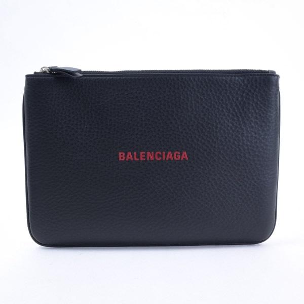 バレンシアガ BALENCIAGA エブリディポーチM 551992 未使用品