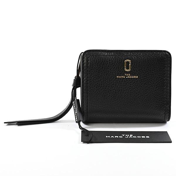マークジェイコブス MARC JACOBS 二つ折り財布 M0015122 未使用品