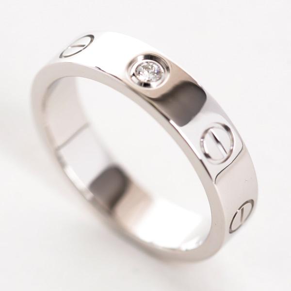カルティエ Cartier ミニラブリング B4050549 中古A品