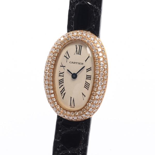 カルティエ Cartier ミニベニュワール WB504851 中古A品
