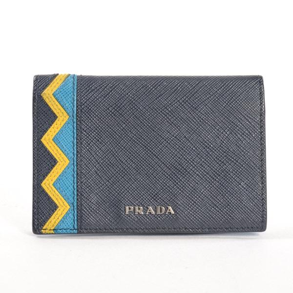 プラダ PRADA カードケース 2MC101 中古a品