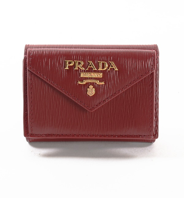 プラダ PRADA ミツオリサイフ 1MH021 未使用品