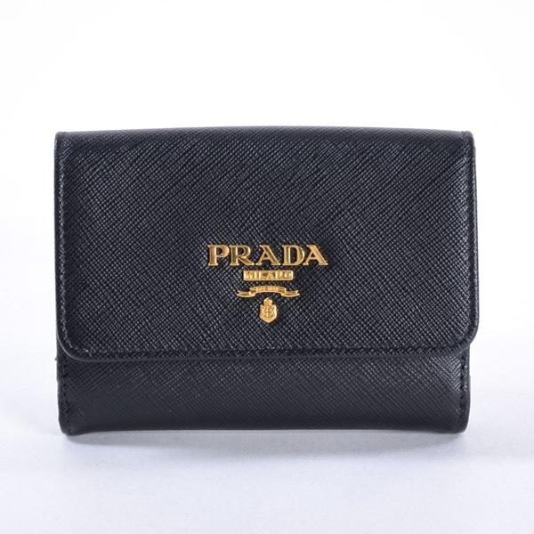 プラダ PRADA 二つ折式財布 1MH523 未使用品
