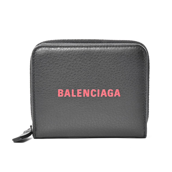 バレンシアガ BALENCIAGA エブリデイコンパクトジップ 551933 未使用品