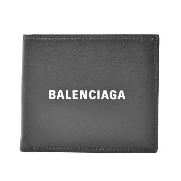 バレンシアガ BALENCIAGA エブリデイ二つ折り財布 487435 未使用品