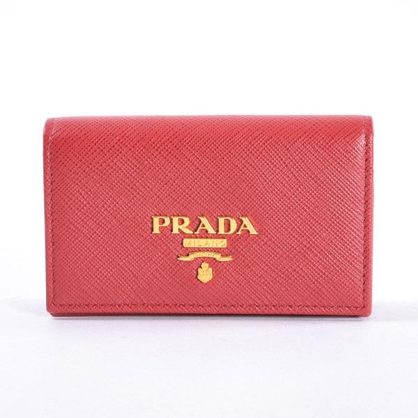 プラダ PRADA カードケース 1MC122 中古a品