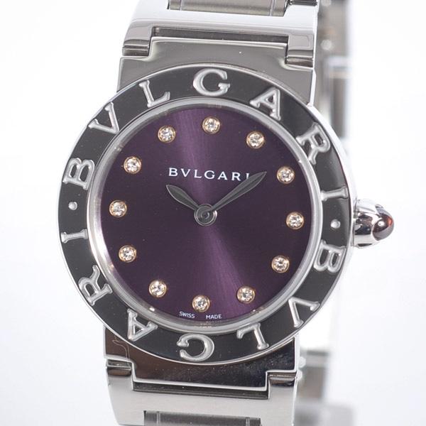ブルガリ BVLGARI ブルガリブルガリ BBL26S 中古A品