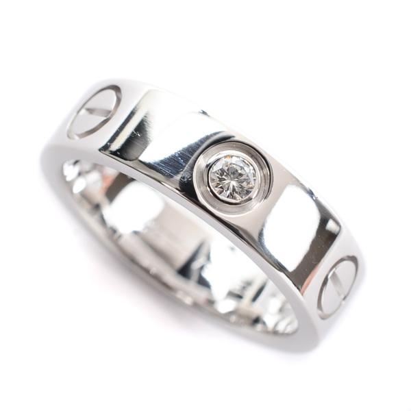 カルティエ Cartier ラブリング B4032552 中古A品