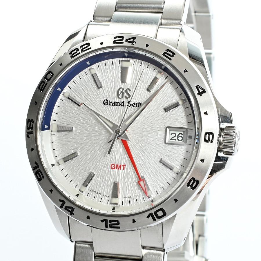 グランドセイコー 9Fクォーツ GMT スポーツコレクション SBGN017 中古A品
