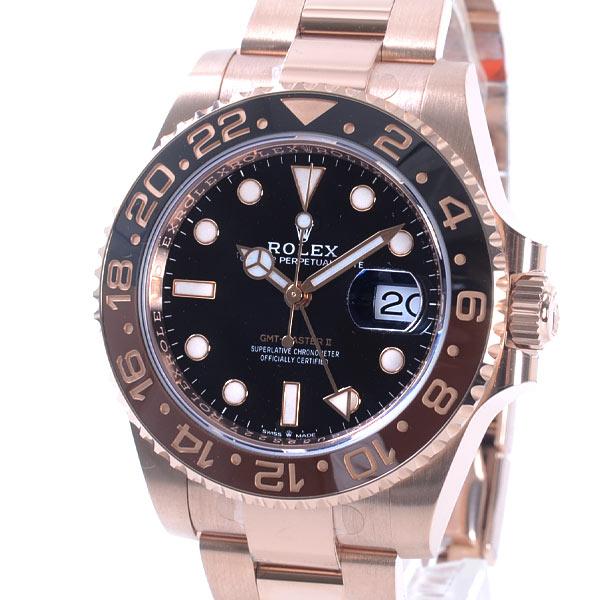 ロレックス ROLEX GMTマスターII 126715CHNR 新品