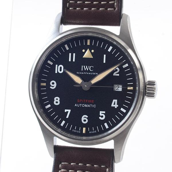アイダブリュシー IWC パイロット・ウォッチ・オートマティック・スピットファイア IW326803 新品