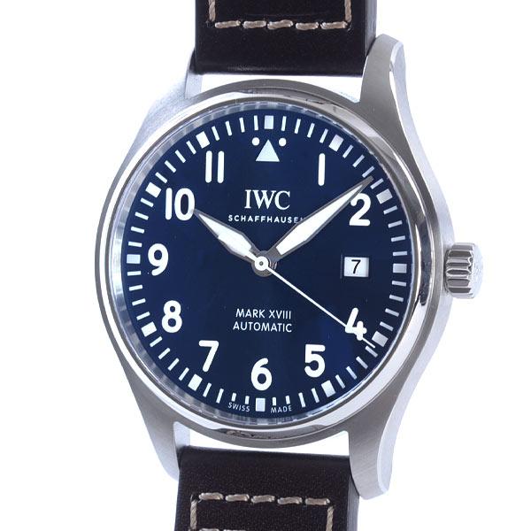 アイダブリュシー IWC パイロットウォッチ マーク18 プティプランス IW327010 新品