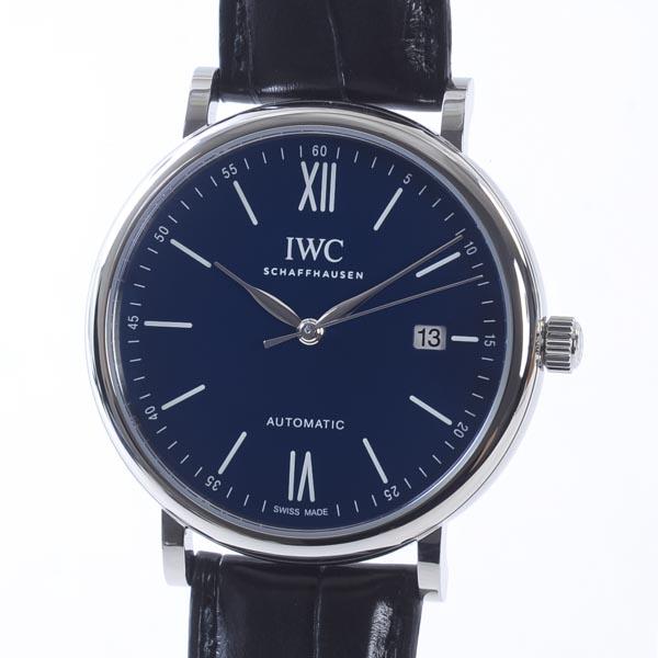 アイダブリュシー IWC ポートフィノ オートマティック 150イヤーズ IW356518 新品