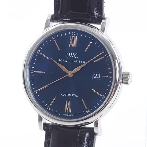 アイダブリュシー IWC ポートフィノ・オートマティック IW356523 新品
