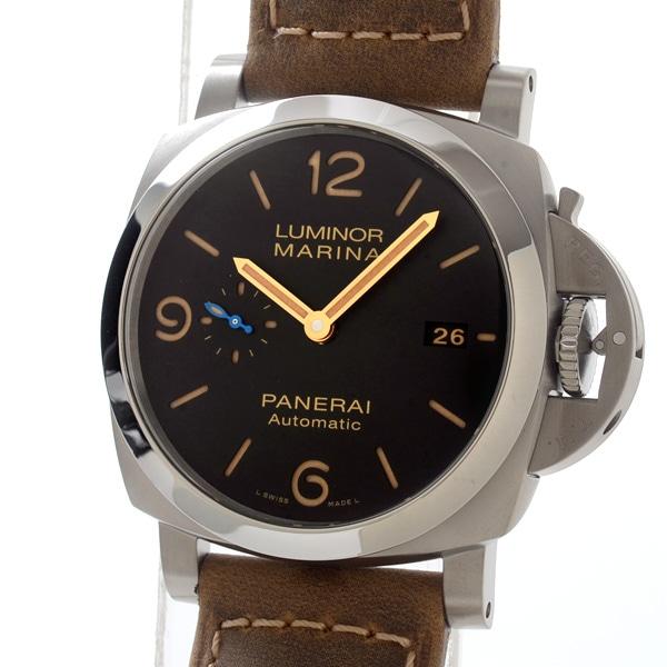 パネライ PANERAI ルミノールマリーナ1950 3デイズ チタニオ PAM01351 新品